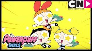 Powerpuff Girls | The Coolest Girl in School | Cartoon Network