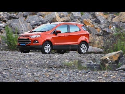 2014 Review FORD Ecosport Titanium AT : ขับทดสอบ ฟอร์ด เอคโคสปอร์ต ใหม่