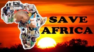 Save Africa - NO Profit ARCOBALENO SU TANZANIA - Mission to Africa