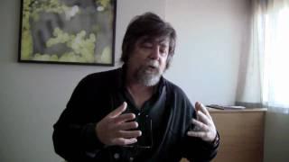 TRON LEGACY Producer Steven Lisberger Interview Pt.1 - Technology Of TRON