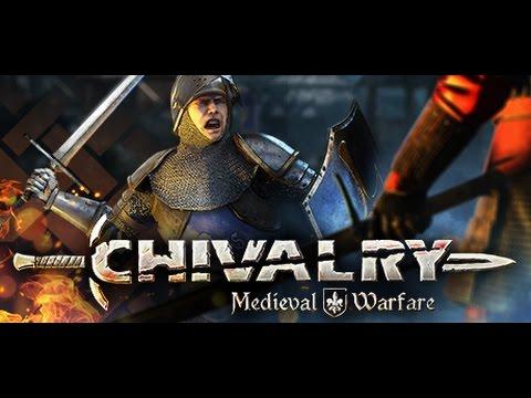 Chivalry Medieval Warfare Türkçe | Kelleler Gitti!!! | Bölüm 3