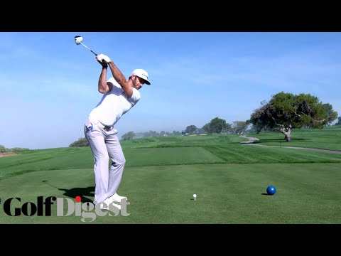 Dustin Johnson's Golf Swing Secrets   Hank Haney: Swing Like a Pro