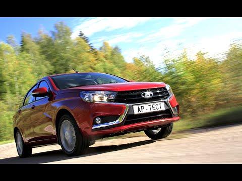 Lada Vesta 2017-2018: новый седан от АвтоВАЗа