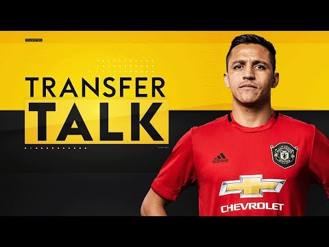 Does Alexis Sanchez have a future at Manchester United?  Transfer Talk