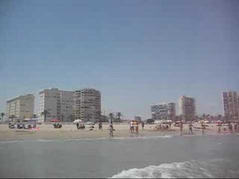 Alicante - Playa de San Juan