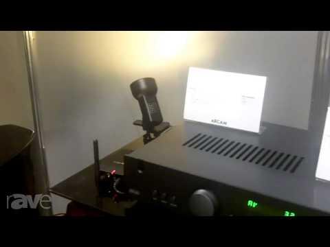 CEDIA 2013: American Audio & Video Explains ARCAM rBLINK Wireless Audio System
