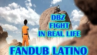 Nigahiga -Dragon Ball Z Fight in Real Life- Fandub Latino
