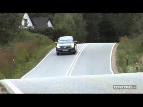 Essai vidéo Toyota Yaris