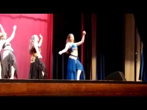 "International Festival"" 2014"" (Belly Dancing)"