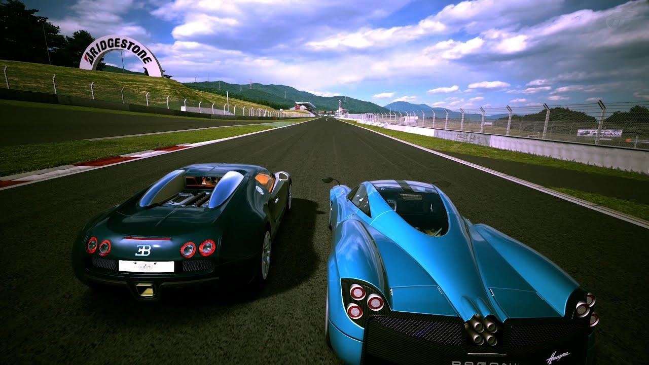 gt6 bugatti veyron vs pagani huayra vs ferrari enzo vs mc laren mp4 12c vs lf. Black Bedroom Furniture Sets. Home Design Ideas