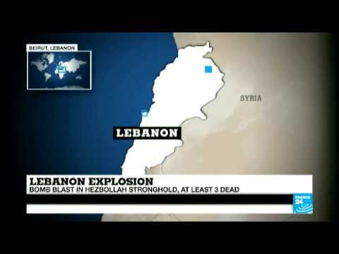 Lebanon: Deadly car bomb hits Hezbollah stronghold