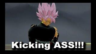 Goku Black Kicking   *UNFINISHED* SFM Animation