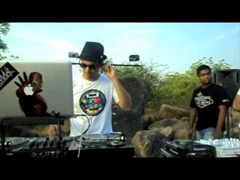 Dj Kan-i Live At Isb Sunrise Party With Dvj Rvn video