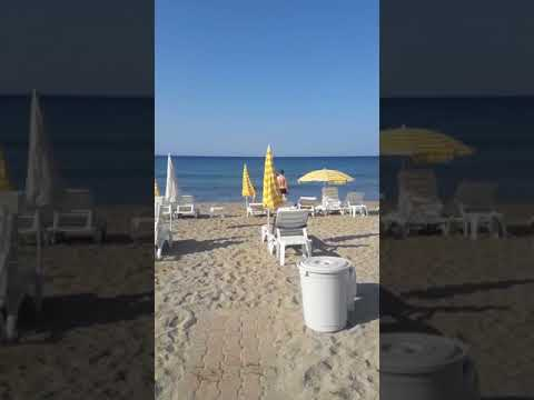 Обзор пляжа EnkiHotel