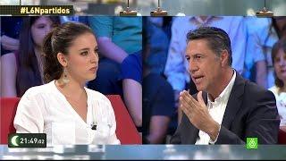 """Albiol a Montero: """"Lecciones de un partido hermano de Syriza ni una"""""""