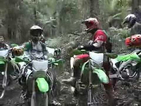 Steve Rapp in The Ultimate Motorcycle Adventure!  Ride PT. 1