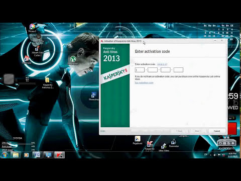 How to make Kaspersky Antivirus Full Version (Life Time) for free (2013 n on)
