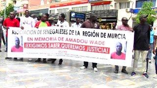 Espagne | Marche pour la mémoire de Amadou Wade