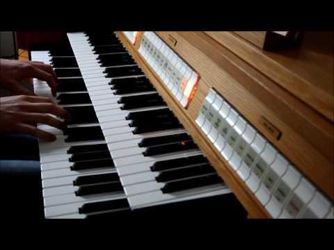 Coldplay - Sky Full Of Stars (church organ)