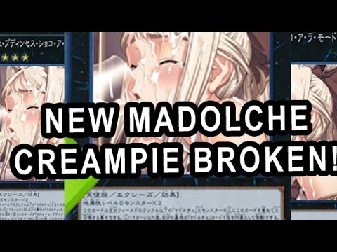 New Madolche Broken! Madolche Creampie video