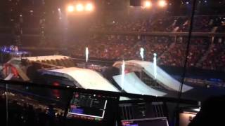 Nuclear Cowboyz - Cool Scene from the Show!