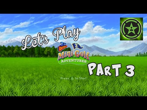 Let's Play - 3D Ultra MiniGolf Adventures 2 Part 3
