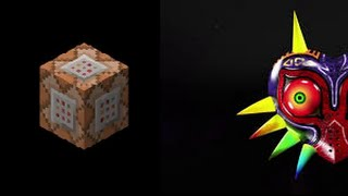 Minecraft One Command Block Creation | Majora