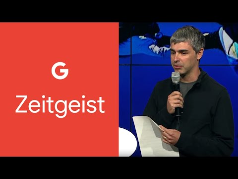 Highlights - Larry Page at Zeitgeist Americas 2011