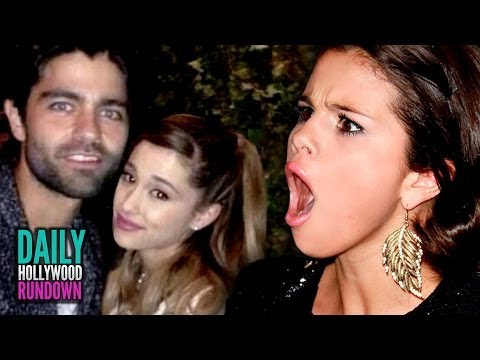 Taylor Swift Massive Fight with Selena Gomez? Ariana Grande Dating Older Man? (DHR)