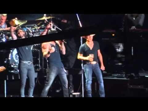 Small Town Throwdown   Brantley Gilbert, Thomas Rhett, Justin Moore video