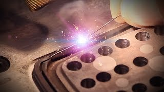 Laser Welding | How To Repair an Injection Mold