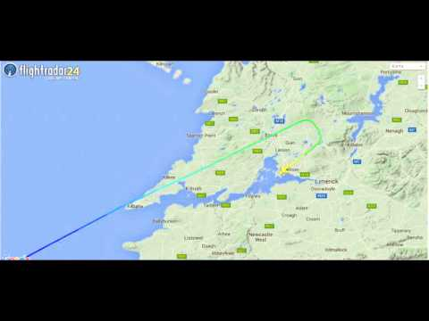 Turkish Airlines TK-34 diverted to Shannon Airport - Atc