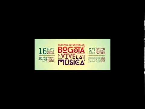 FESTIVAL ´BOGOTÁ VIVE LA MÚSICA´ SALSA AL PARQUE 2015