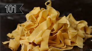 The Best Homemade Pasta You