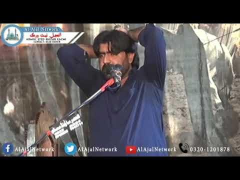 Zakir Rizwan Qyamat 14oct Gujral Sialkot