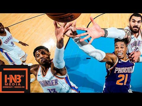 Oklahoma City Thunder vs Phoenix Suns Full Game Highlights | 11.12.2018, NBA Season