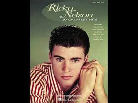 Ricky Nelson - Thats All She Wrote