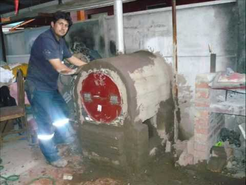 Medidas horno chileno