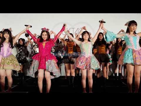 JKT48 - Closing mini concert @. HS Believe