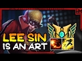 The Art of Lee Sin | Unranked to Diamond S7 #4 - League of Legends