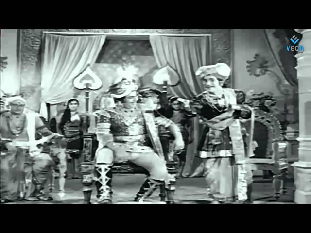 Annai Abirami - Tamil Full Movie - K.R. Vijaya, Muthuraman, Nagesh