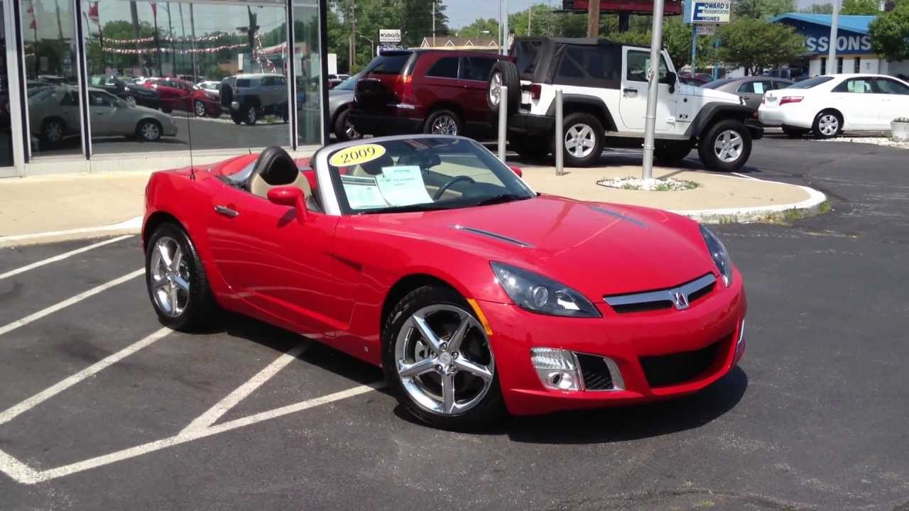 sold 2009 saturn sky red line turbo by ross barclay at. Black Bedroom Furniture Sets. Home Design Ideas