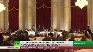 Congressional summit wants better protection for whistleblowers