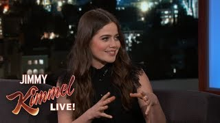 Molly Gordon on Playing Melissa McCarthy