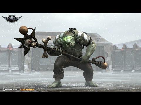 Warhammer 40,000: Regicide - Ork Weirdboy