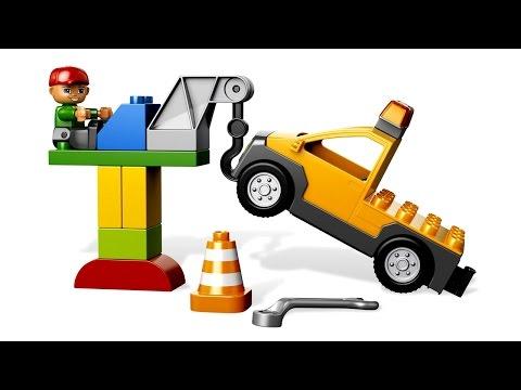 Мультик про строительные машины