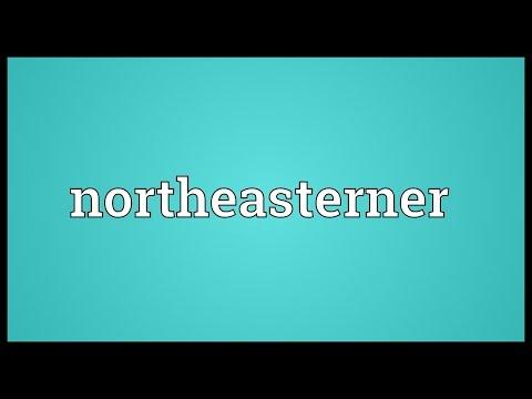 Header of northeasterner