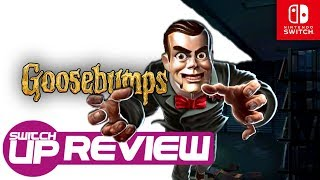 Goosebumps: The Game Nintendo Switch Review - SCARY GOOD OR TERRIFYINGLY BAD?