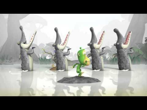 Обезьянки из космоса - Крокодил. Продолжение (26 серия) | Новые мультики