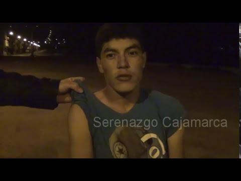 SERENAZGO CAJAMARCA - Asalto y agresión a señorita/ 30-10-14